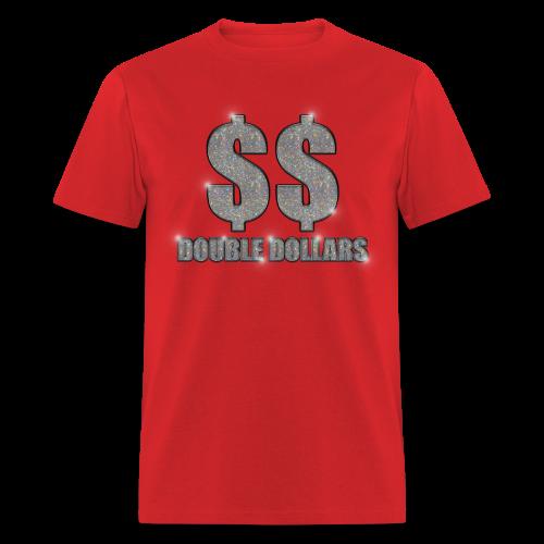 RED $$ BLING TEE - Men's T-Shirt