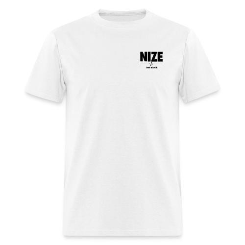 Nize Tee - Men's T-Shirt
