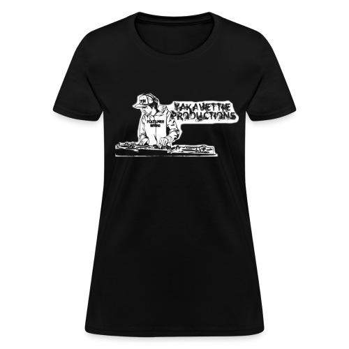Yakavettie - Womens FM Logo Tee - Women's T-Shirt