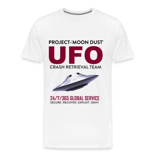 UFO Crash Retrieval - Men's Premium T-Shirt