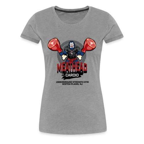 Women's T-Shirt - USG Meathead Cardio - Women's Premium T-Shirt