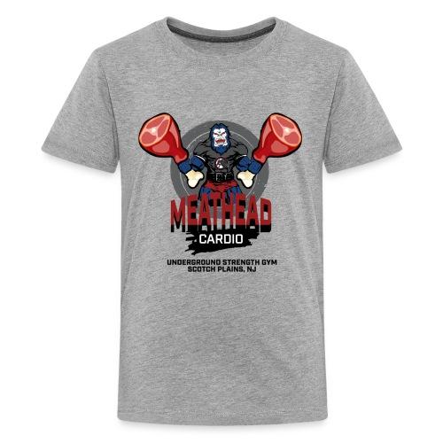 Kids T-Shirt - USG Meathead Cardio - Kids' Premium T-Shirt