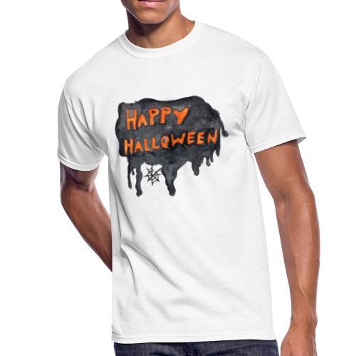 Happy Halloween - Men's 50/50 T-Shirt