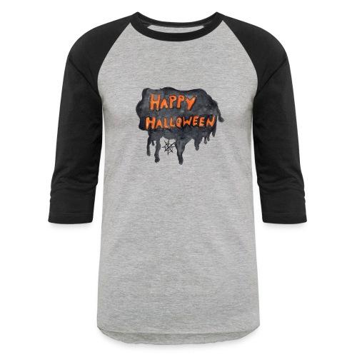 Happy Halloween - Baseball T-Shirt