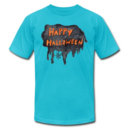 Happy Halloween - Men's Fine Jersey T-Shirt