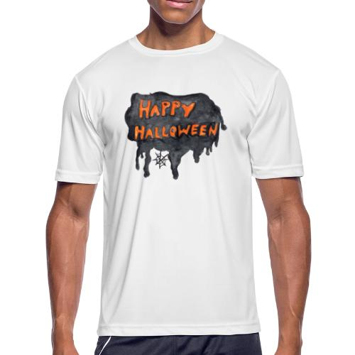 Happy Halloween - Men's Moisture Wicking Performance T-Shirt