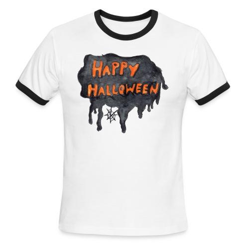 Happy Halloween - Men's Ringer T-Shirt