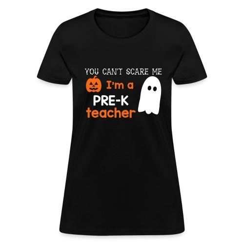 Pre-K Halloween - Women's T-Shirt