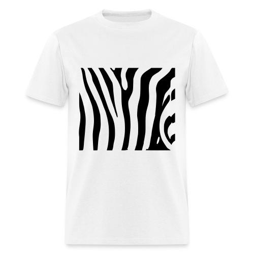 Zebra Tee - Men's T-Shirt