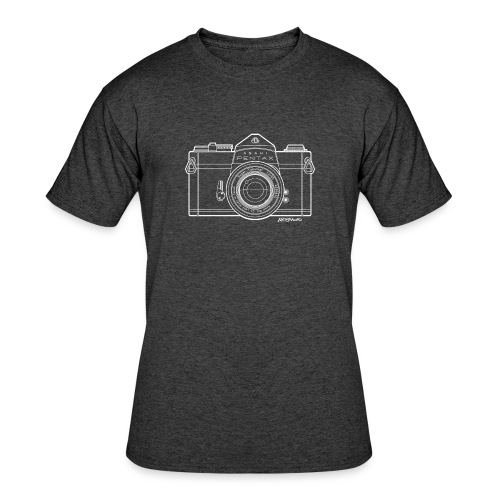 Pentax Tee - Men's 50/50 T-Shirt