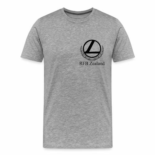 Nissan Laurel C33 emblem - T-shirt - Men's Premium T-Shirt
