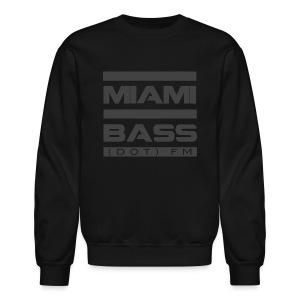 Black Sweatshirt - Crewneck Sweatshirt