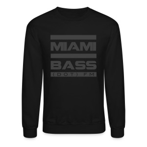 Black Sweatshirt - Crewneck Sweatshirt