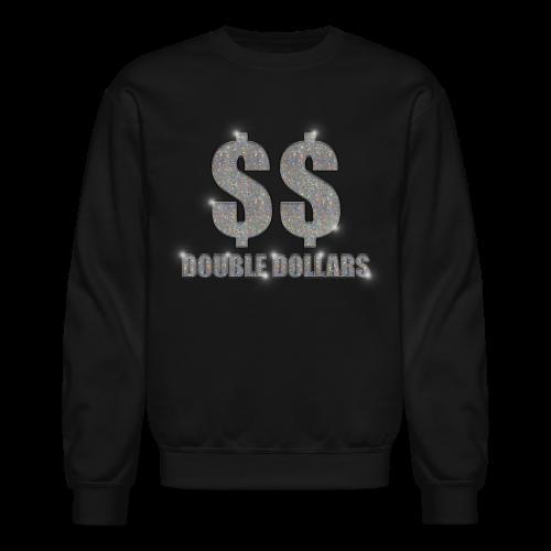 BLACK $$ BLING CREWNECK - Crewneck Sweatshirt