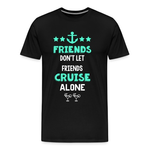 Men's Friends T-Shirt - Men's Premium T-Shirt