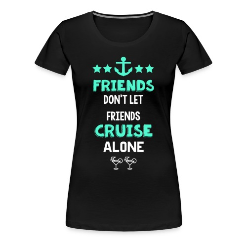 Women's Friends T-Shirt - Women's Premium T-Shirt