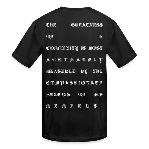 360 Life Yeezy Kids - Kids' Moisture Wicking Performance T-Shirt