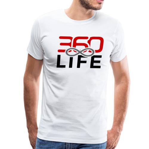 360 Life Premium Tees - Men's Premium T-Shirt