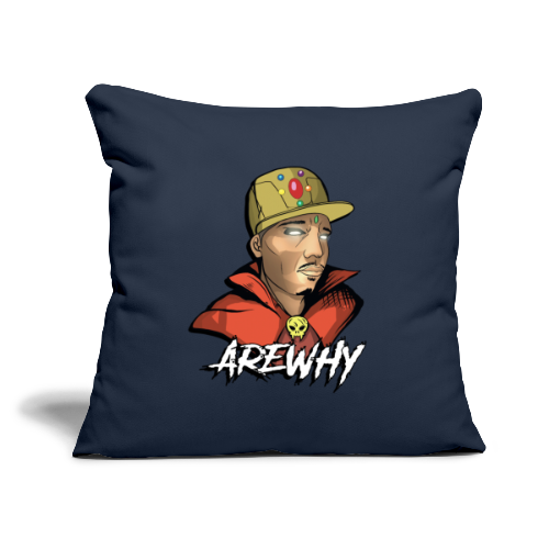 Arewhy Warlock Throw Pillow Cover - Throw Pillow Cover