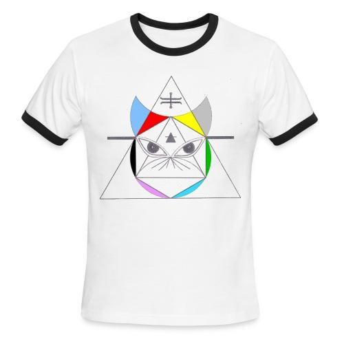 AIR FLOW - Men's Ringer T-Shirt