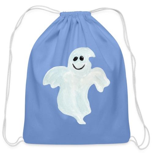 Ghost - Cotton Drawstring Bag