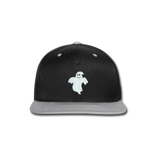 Ghost - Snap-back Baseball Cap