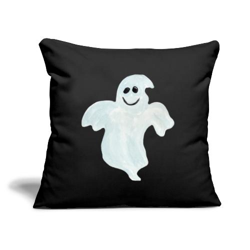 Ghost - Throw Pillow Cover