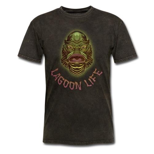 Lagoon Creature Men's T-Shirt - Men's T-Shirt