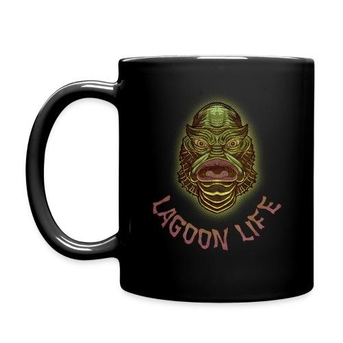 Lagoon Creature Full Color Coffee Mug - Full Color Mug