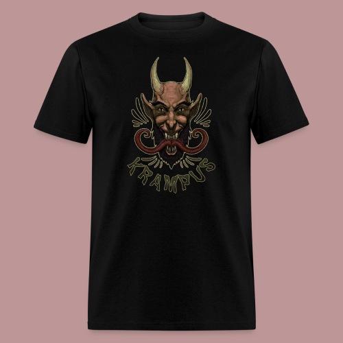 Double Tongue Krampus Men's T-Shirt - Men's T-Shirt