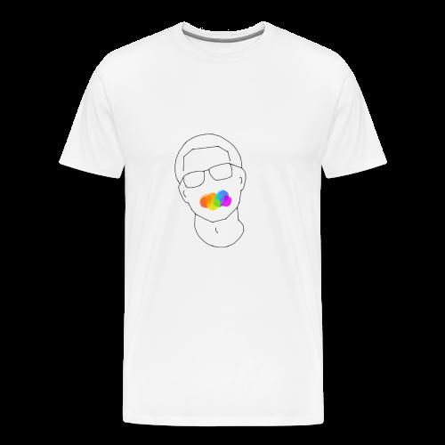 Pride in Me T-Shirt (White) - Men's Premium T-Shirt