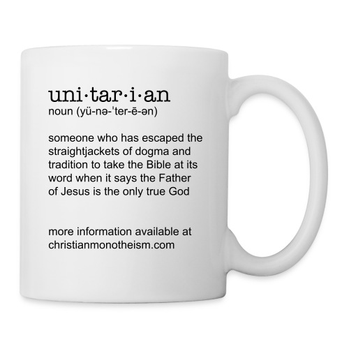 unitarian definition - Coffee/Tea Mug