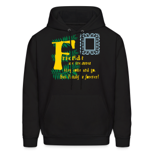 Friends are treasures - Men's Hoodie