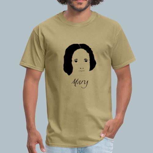 Mary Shelly Hothic Writer - Men's T-Shirt