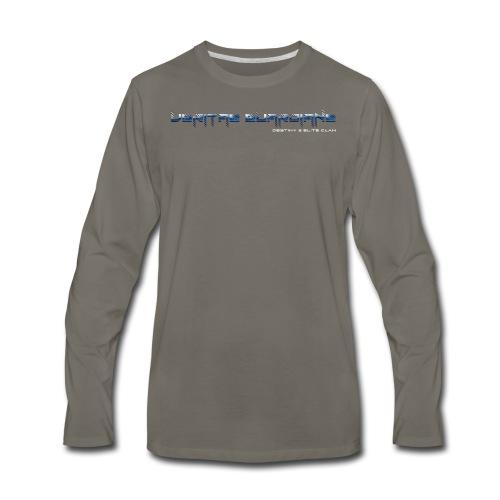 Veritas Guardians Elite Long Shot - Men's Premium Long Sleeve T-Shirt