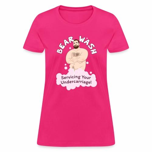 Bear Wash - Women's T-Shirt