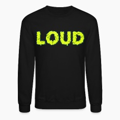 The LOUD Crewneck in BHM