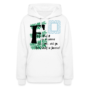 Friends are treasures - Women's Hoodie
