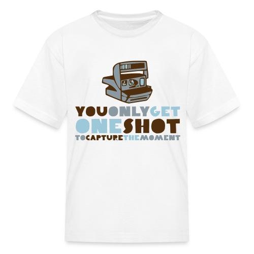 One Shot - Kids' T-Shirt