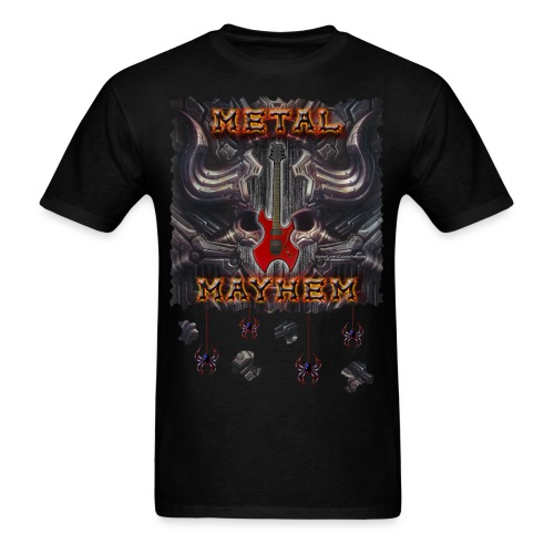 Metal Mayhem - Men's T-Shirt