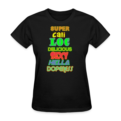 Mary Locins Shirt - Women's T-Shirt