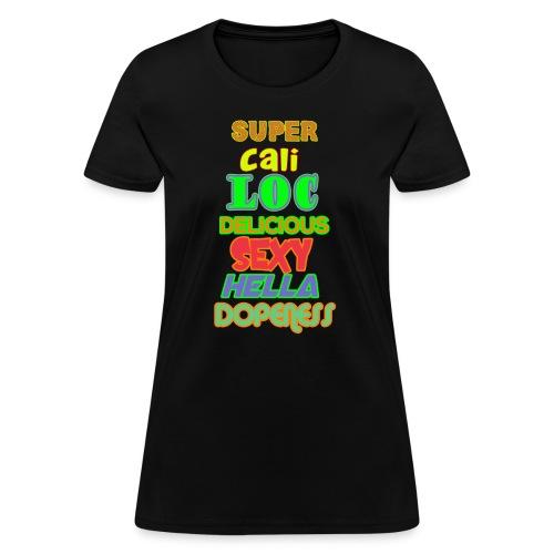 Mary Locins Shirt - Women's T-Shirt