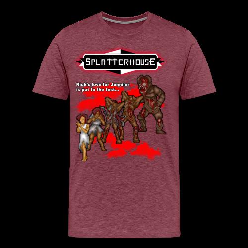 Become the Monster - Men's Premium T-Shirt