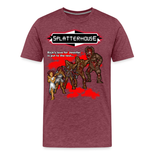 Become the Monster - Men's Premium T-Shirt