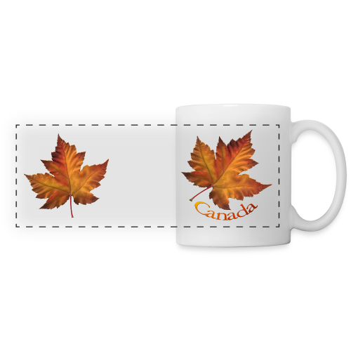 Canada Souvenir Coffee Cups - Panoramic Mug