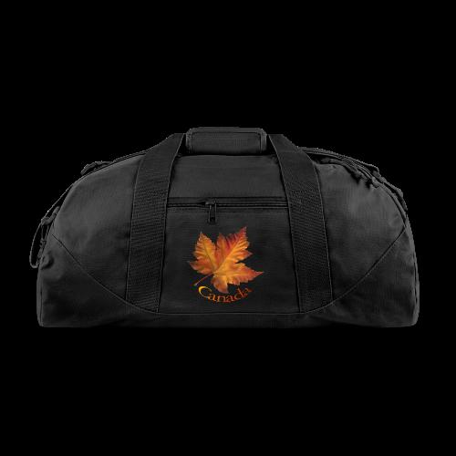 Canada Duffel Bags Canada Maple Leaf Bags - Duffel Bag