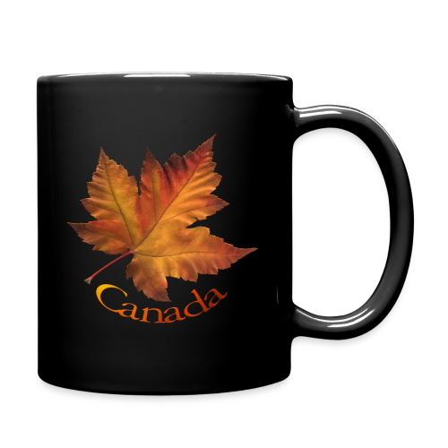 Canada Souvenir Coffee Cups - Full Color Mug