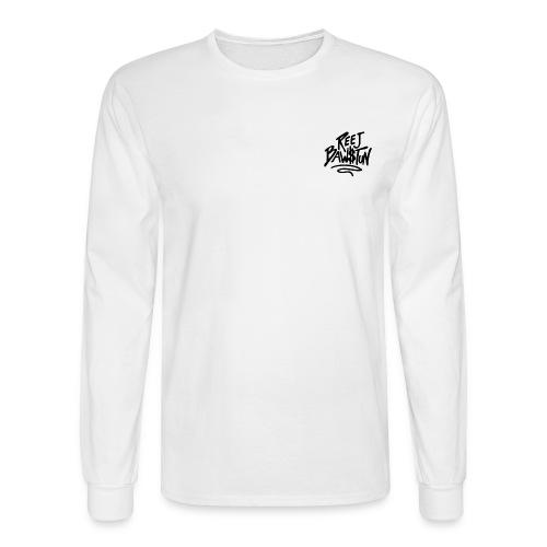 Reej Bawstun - Men's Long Sleeve T-Shirt