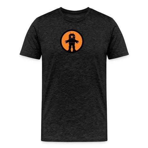 RoboRock Tee No.1 Deluxe - Men's Premium T-Shirt