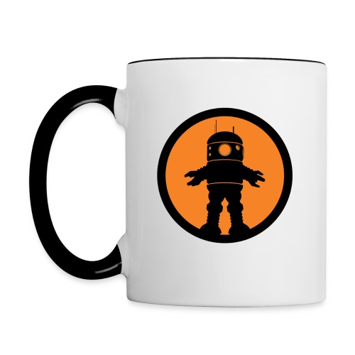 RoboRock Mug No.1 - Contrast Coffee Mug